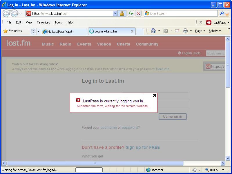 LastPass e ti dimentichi le password ! 3
