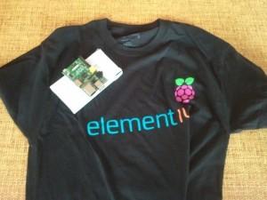 Raspberry Pi è finalmente arrivato! 1