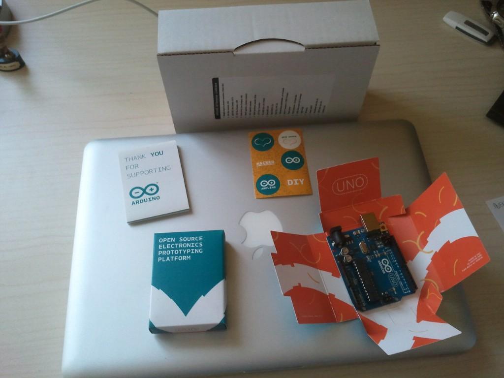 Arduino e il progetto GeekClass 1