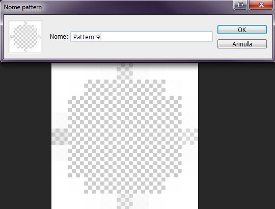 Tutorial effetto Mosaico 4