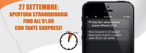 iPhone 5: H3G, Vodafone, Tim e Marcopolo Expert sono pronti per la notte bianca! 3