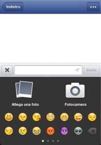 Aggiornamento Facebook Messenger 3