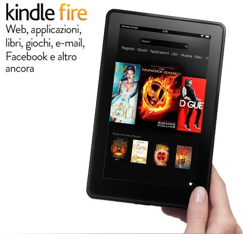 Ecco il nuovo Kindle Fire ! 1