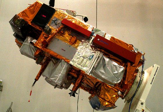 MetOp-B,il nuovo satellite metereologico . 1