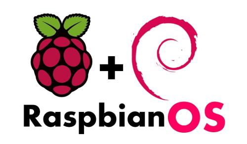 Immagini da Raspberry Pi: Raspbian 1