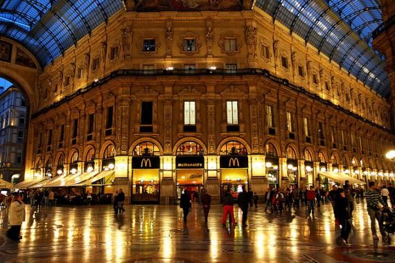 Apple Store Milano in galleria, Apple mira al negozio Ricordi!  1