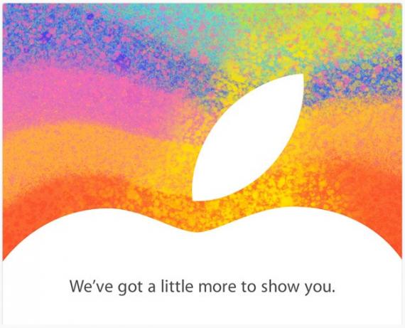 Ufficiale! L'iPad mini sarà presentato il 23 ottobre! 1