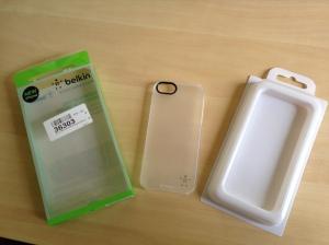 Recensione custodia Belkin F8W162 Shield Sheer Case per iPhone 5 2