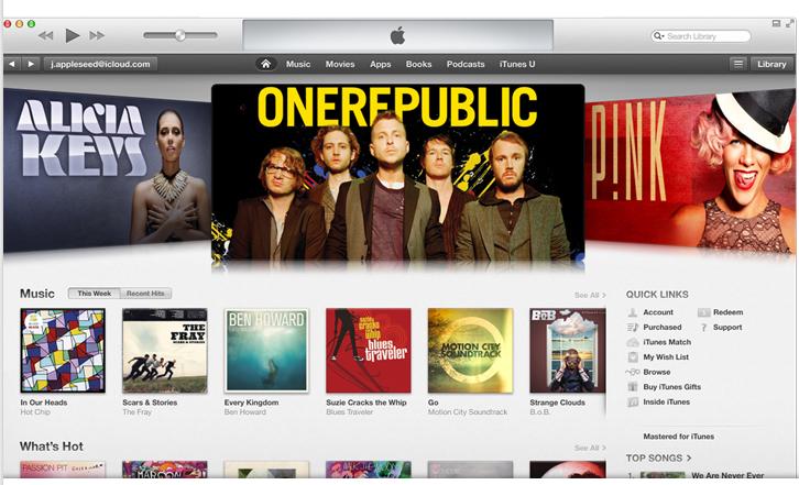 Finalmente iTunes 11 ! 1