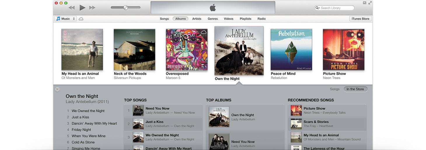 Finalmente iTunes 11 ! 4